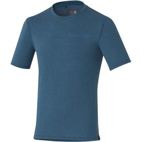 Shimano Transit T-Shirt Heren, navy